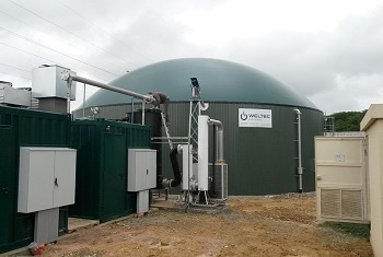 WELTEC BIOPOWER Extends AD Plant in France Breton Biogas Plant to Be Stepped up to 500 kW
