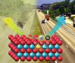 New Catalyst Could Help Reduce Pollutants in Exhaust from Advanced Engines