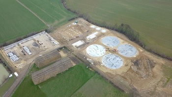 Large UK Biogas Plant Order for WELTEC BIOPOWER