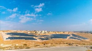 SESAME's New Solar Power Plant Fulfills its Energy Needs