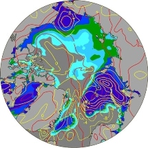 Study Shows Melting of Sea Ice Could Contribute to Enhanced Warming in the Arctic Region