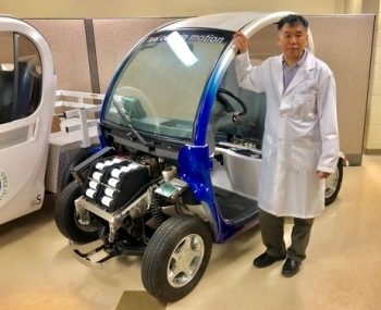 New Cheap, More Durable Fuel Cell Could Replace More Common Gasoline Engines