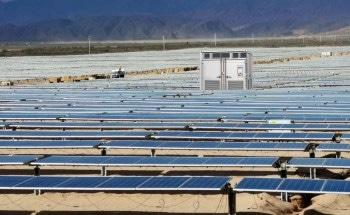 Monumental 100.1-MWp Solar Plant Employs Sungrow's Inverter Solutions