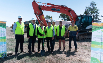 AgBioEn Turns Soil on $2 Billion Renewable Energy Project in Katunga, Victoria