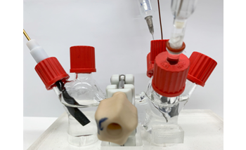 New, Portable, Eco-Friendly Method to Synthesize Hydrogen Peroxide