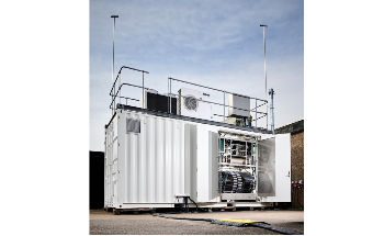 Siemens Gamesa Chooses Green Hydrogen Systems as Electrolysis Partner