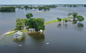 Study: Flooding of Rivers Indirectly Results from Rise in Atmospheric Carbon