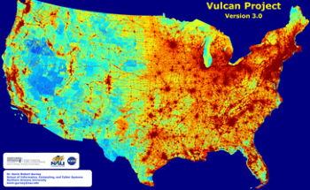 New Tool can Help Mitigate CO2 Emissions in the U.S. Landscape