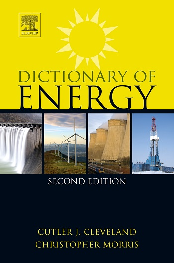 Dictionary of Energy, 2nd Edition - Elsevier