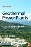 Geothermal Power Plants, 2nd Edition, Principles, Applications, Case Studies and Environmental Impact - Elsevier