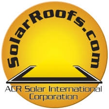 ACR Solar International logo.